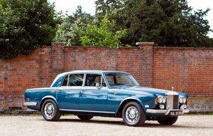 1975 Rolls-Royce Silver Shadow For Sale