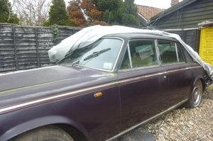 1974 Rolls Royce Silver Shadow Barn Find For Sale