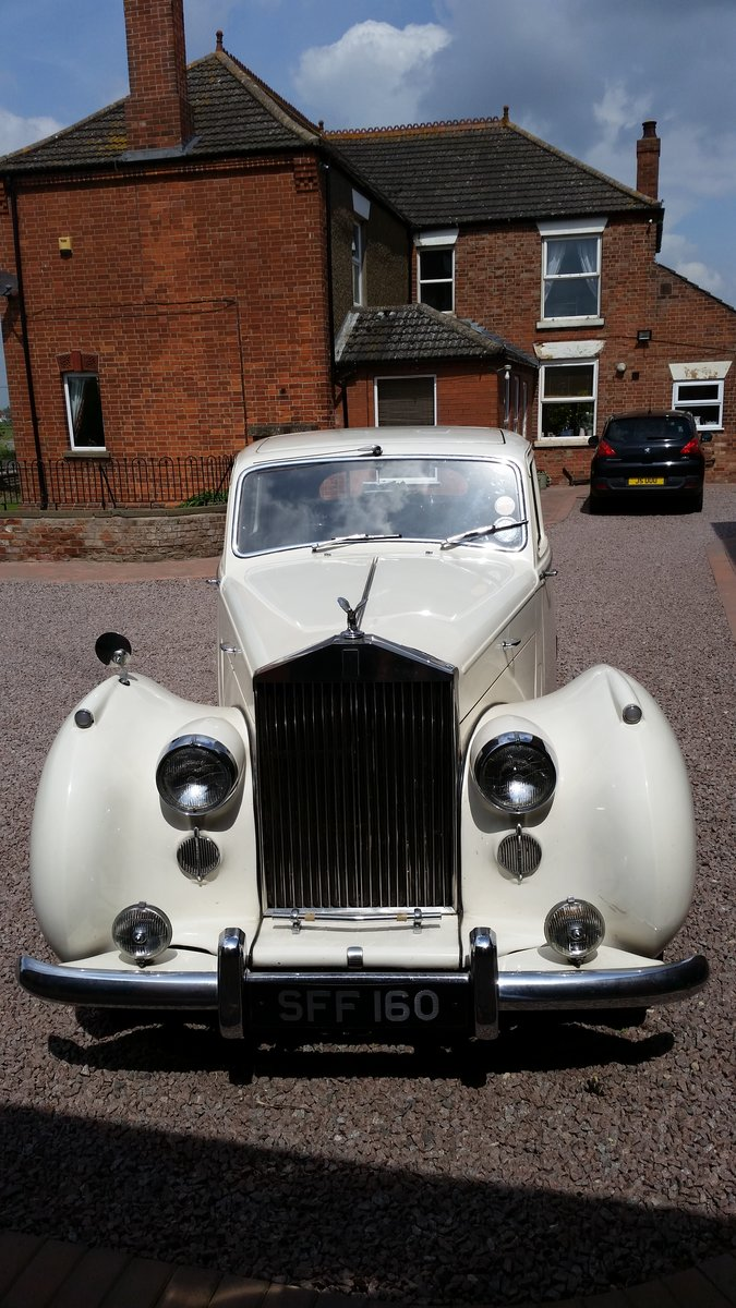 1952 Rolls Royce Silver Dawn  For Sale (picture 2 of 6)