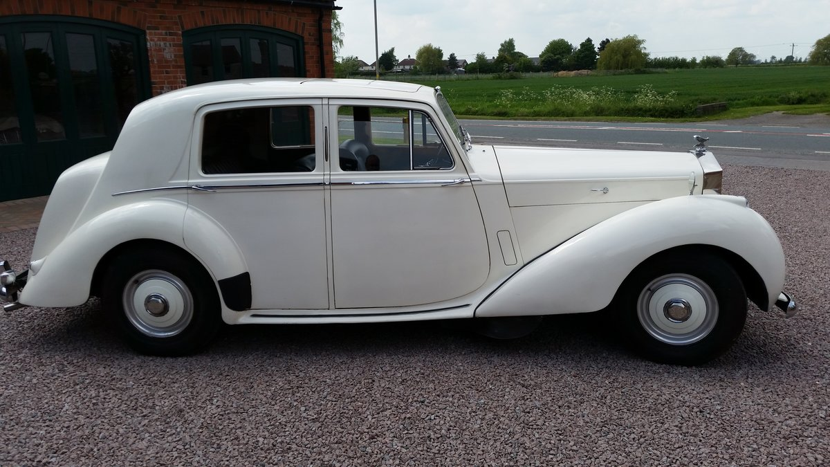 1952 Rolls Royce Silver Dawn  For Sale (picture 3 of 6)