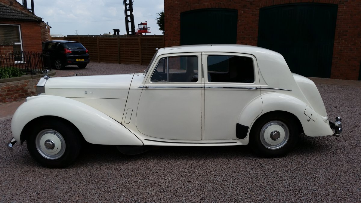1952 Rolls Royce Silver Dawn  For Sale (picture 4 of 6)