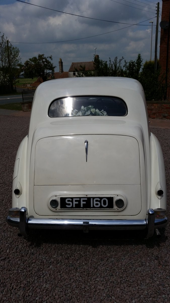 1952 Rolls Royce Silver Dawn  For Sale (picture 5 of 6)