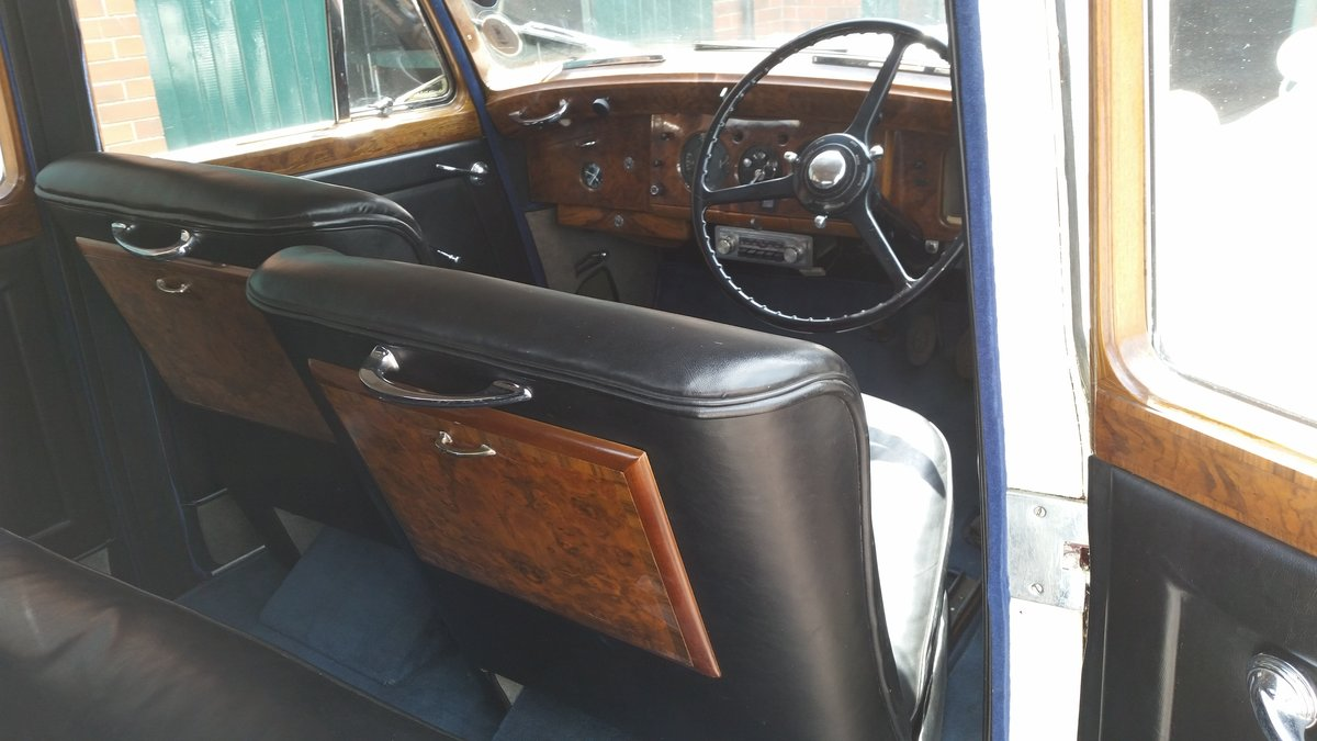 1952 Rolls Royce Silver Dawn  For Sale (picture 6 of 6)