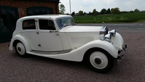 1925 Rolls Royce Sports Saloon  For Sale
