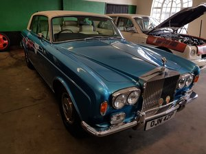 1976 Rolls Royce 1A fix head Corniche Very Rare