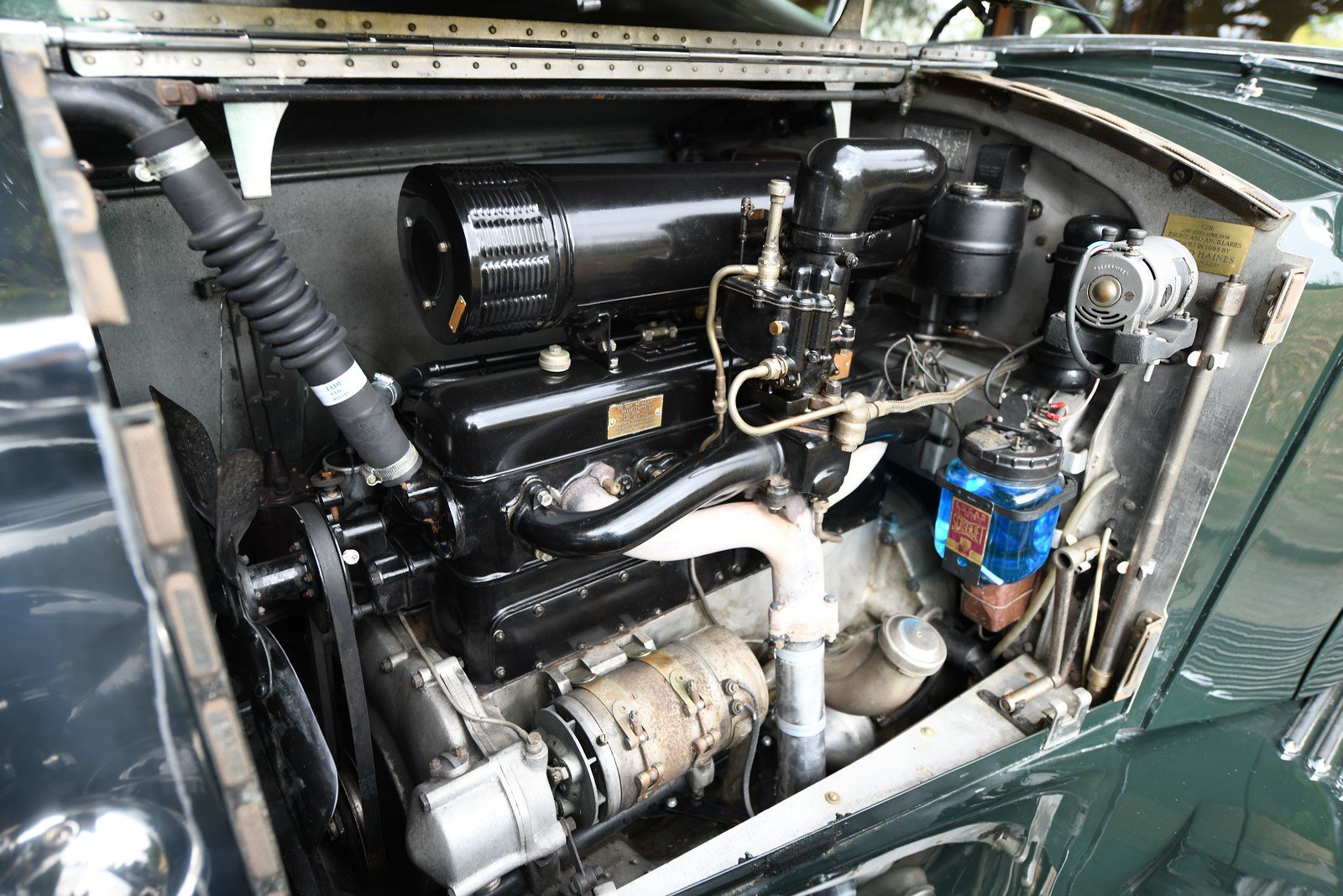 1938 Rolls Royce 25/30 H.J. Mulliner Saloon For Sale (picture 6 of 6)