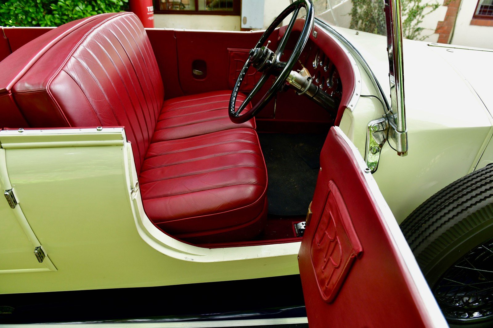 1936 Rolls Royce 25/30 Barrel sided tourer For Sale (picture 4 of 6)