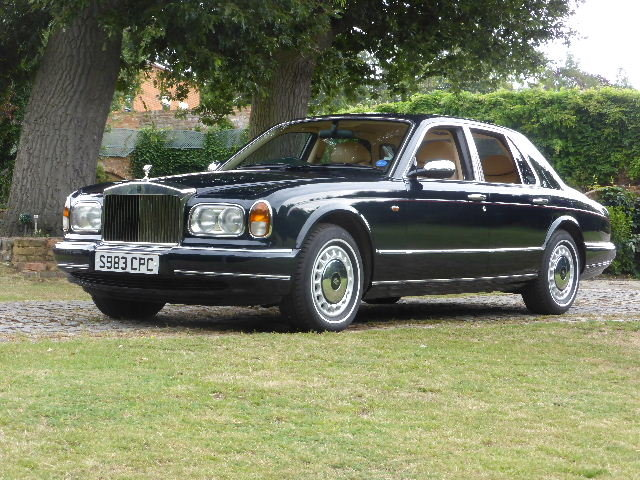 1998 Rolls Royce Silver Seraph For Sale (picture 1 of 6)