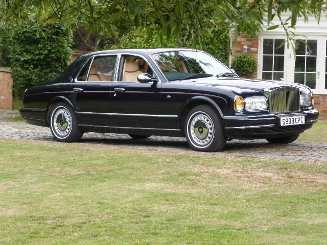 1998 Rolls Royce Silver Seraph For Sale (picture 2 of 6)