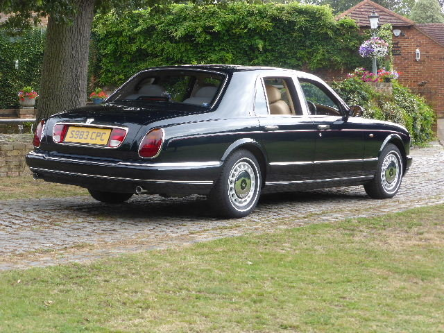 1998 Rolls Royce Silver Seraph For Sale (picture 3 of 6)