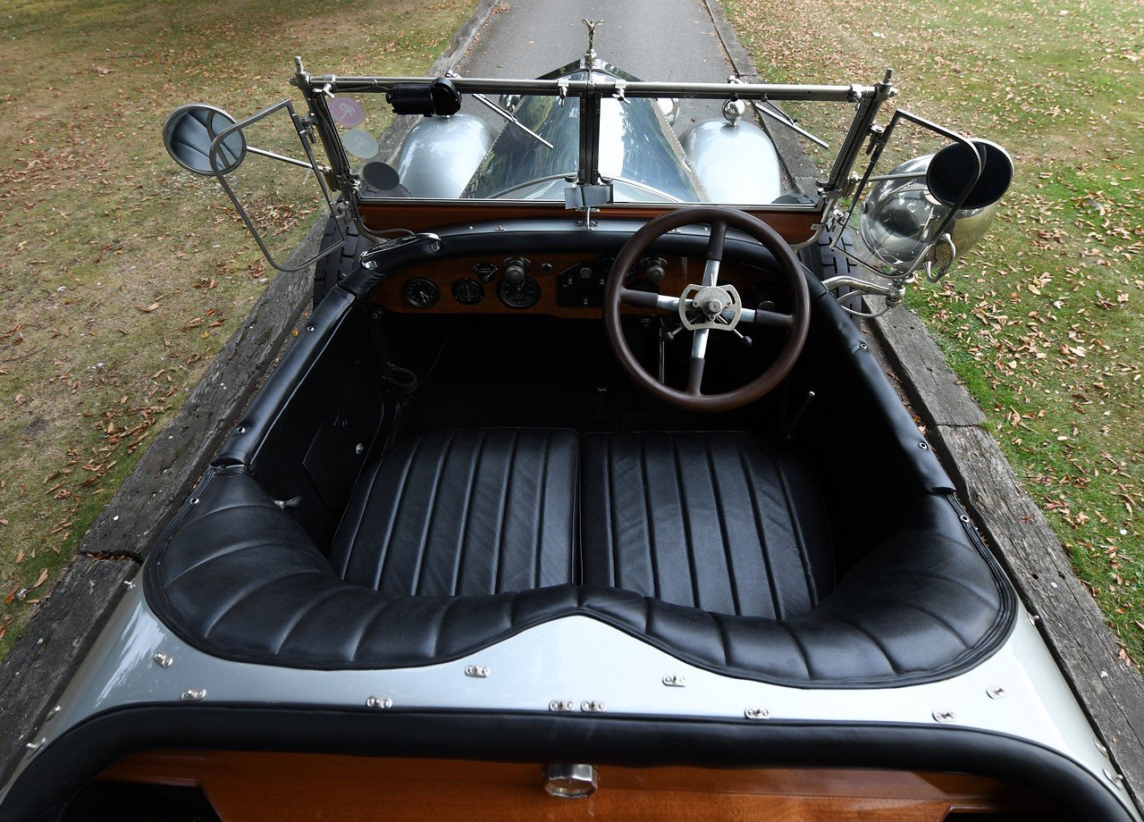 1924 Rolls-Royce Silver Ghost Barrel Sided Tourer  For Sale (picture 4 of 6)