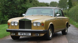 1980 ROLLS-ROYCE SILVER SHADOW ||