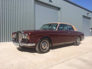 1975 Rolls Royce Corniche Low Mileage For Sale