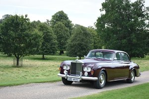 1963 Rolls Royce Silver Cloud 111 by James Young