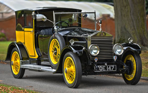 1927 Rolls-Royce 20HP Open-Drive Brougham For Sale