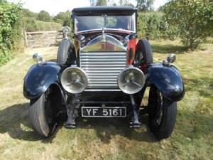 1928 Rolls Royce six light saloon Charming Vintage  For Sale