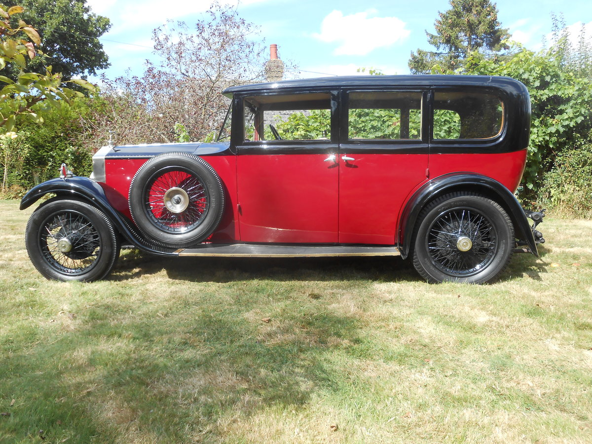 1928 Rolls Royce six light saloon Charming Vintage  SOLD (picture 2 of 6)