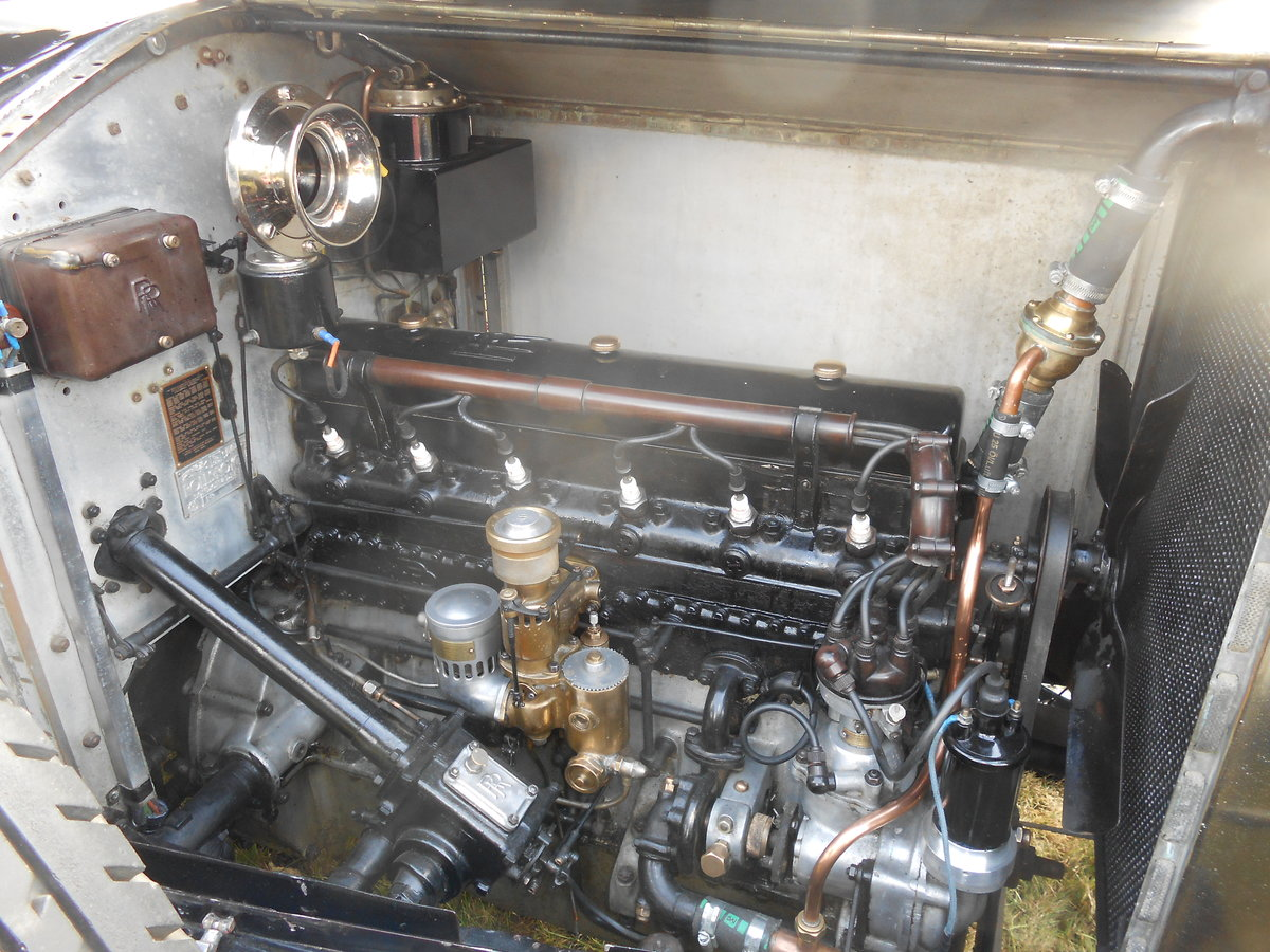 1928 Rolls Royce six light saloon Charming Vintage  SOLD (picture 6 of 6)