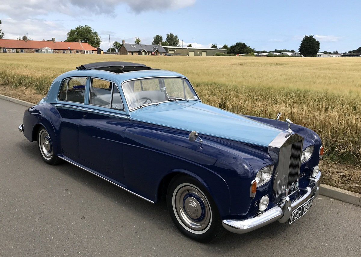1963 Rolls Royce Silver Cloud 3. Superb. For PEx or For Sale (picture 1 of 6)