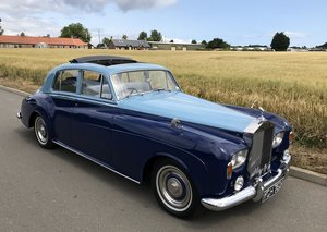 1963 Rolls Royce Silver Cloud 3. Superb. For PEx or For Sale