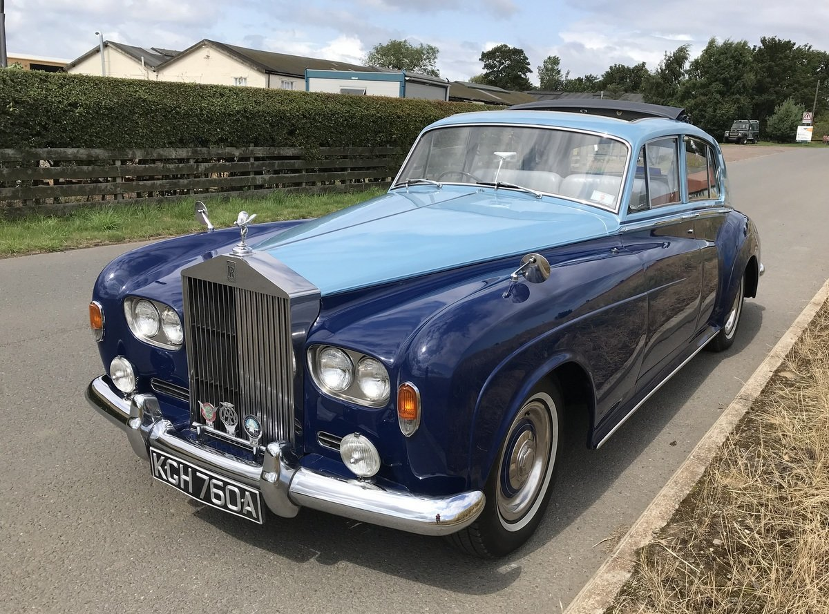 1963 Rolls Royce Silver Cloud 3. Superb. For PEx or For Sale (picture 4 of 6)