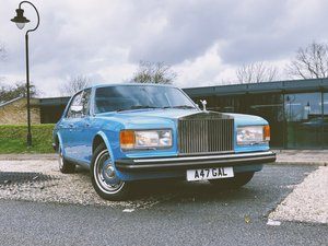 1983 Rolls-Royce Silver Spirit - low mileage For Sale