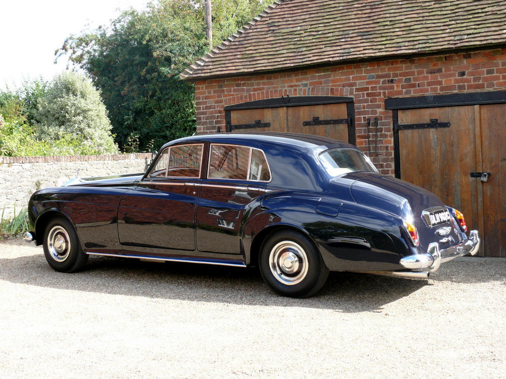 1965 Rolls Royce Silver Cloud III For Sale (picture 2 of 6)