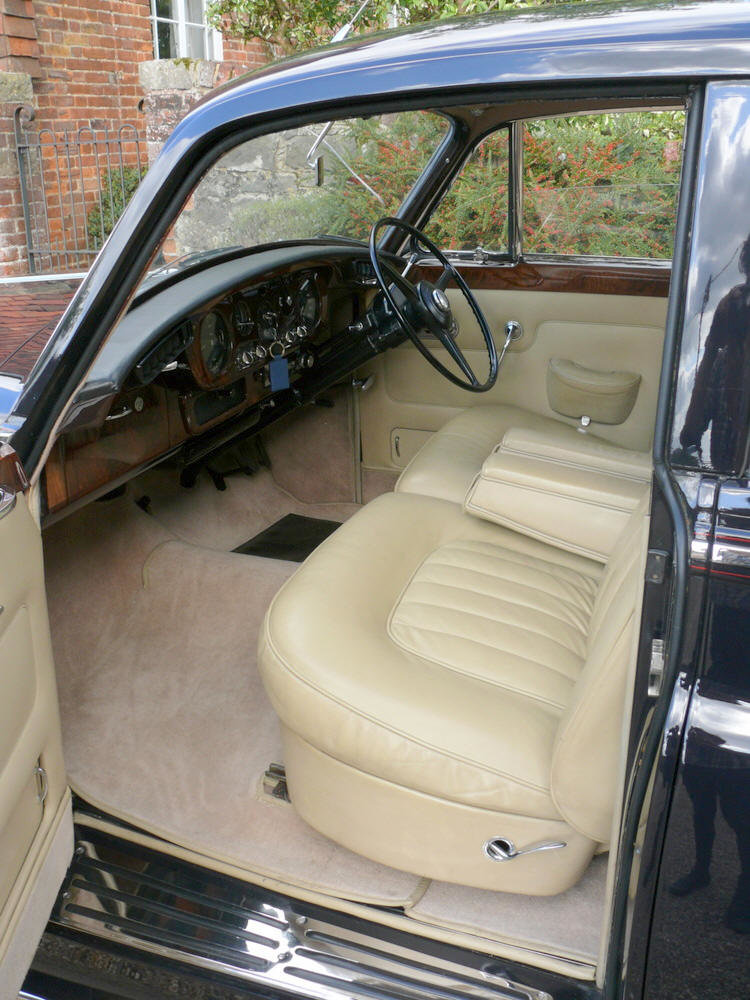 1965 Rolls Royce Silver Cloud III For Sale (picture 5 of 6)