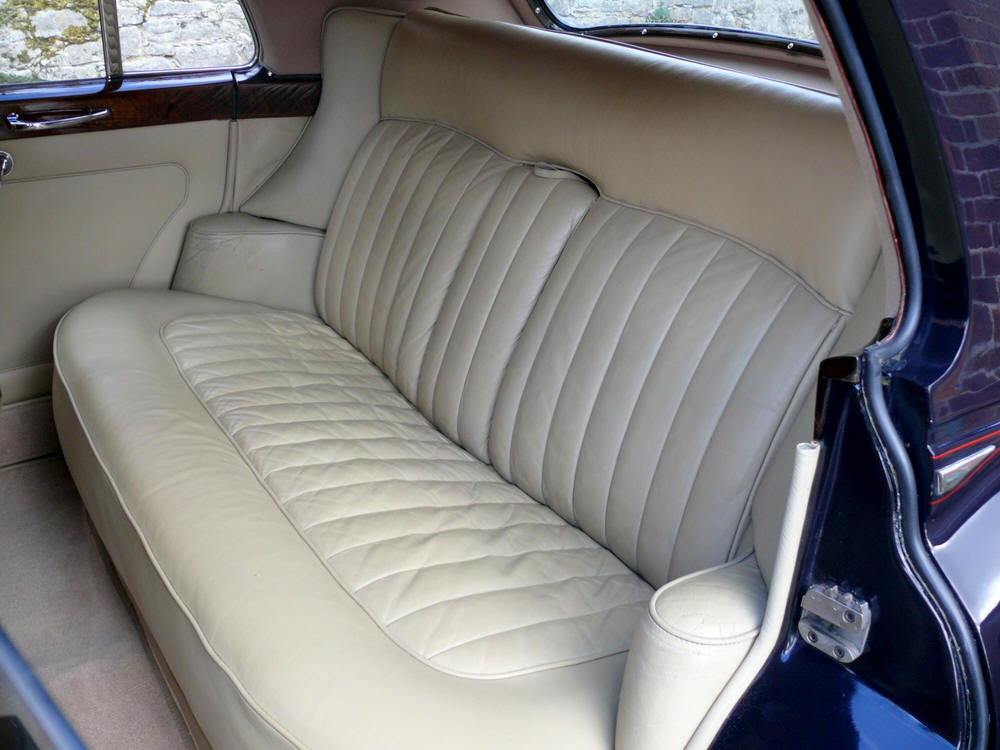 1965 Rolls Royce Silver Cloud III For Sale (picture 6 of 6)