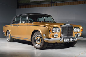 1974 Rolls Royce Silver Shadow I For Sale