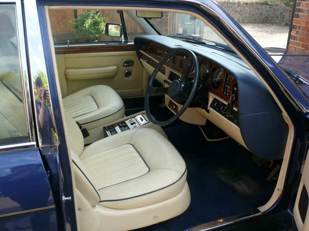 1989 Rolls Royce Silver Spirit For Sale (picture 5 of 6)
