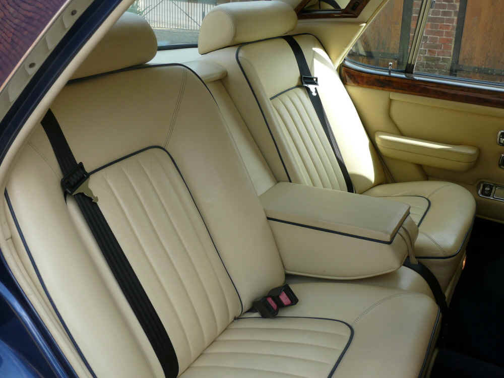 1989 Rolls Royce Silver Spirit For Sale (picture 6 of 6)