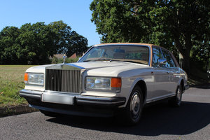 Rolls Royce Silver Spirit 1989 - To be auctioned 25-10-19