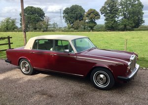 1979 Rolls Royce Silver Wraith II - £10,000 - £12,000 For Sale by Auction