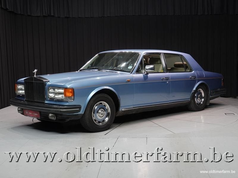 1981 Rolls Royce Silver Spirit '81 For Sale (picture 1 of 6)