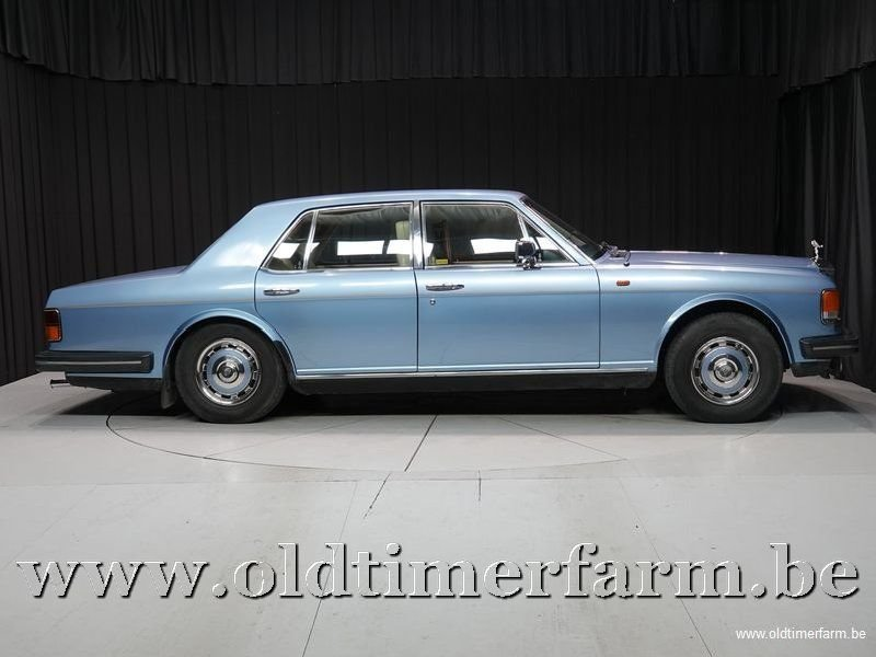 1981 Rolls Royce Silver Spirit '81 For Sale (picture 3 of 6)