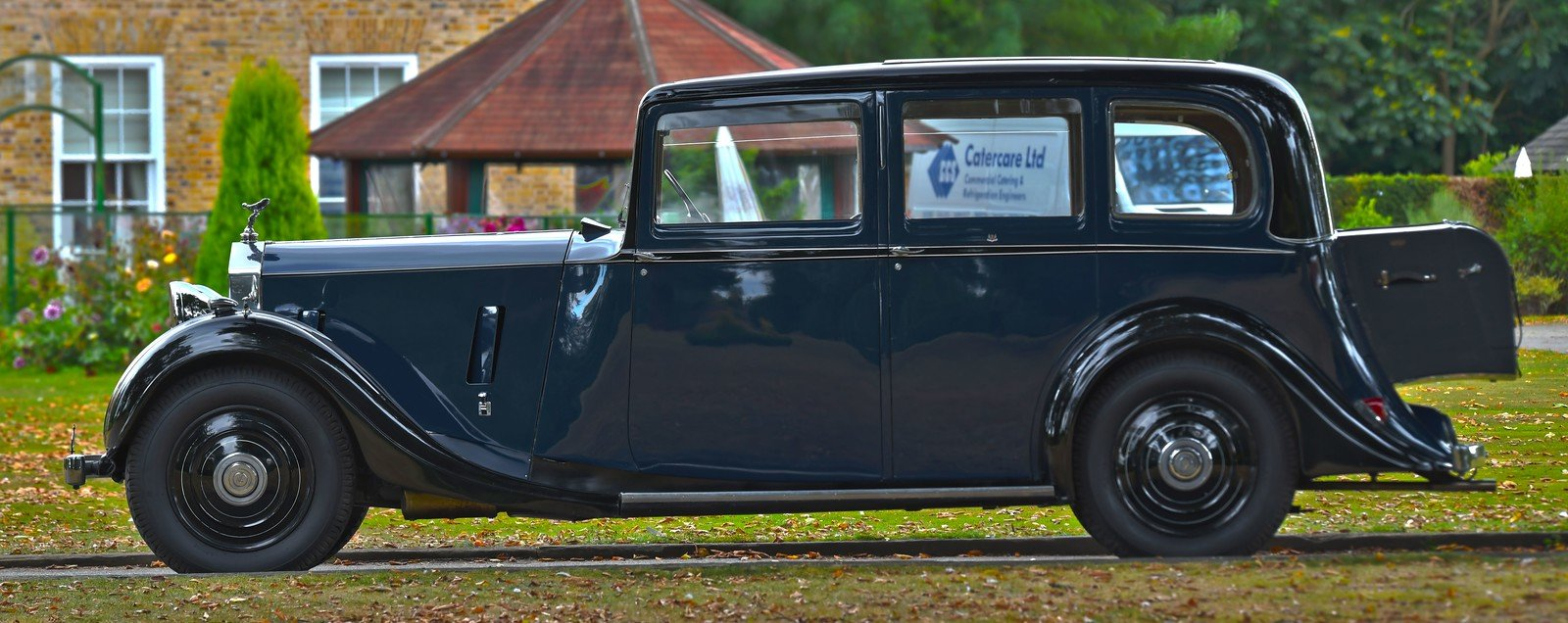 1937 Rolls-royce 25/30 Six Light Limousine Coachwork by Ripp SOLD (picture 2 of 6)