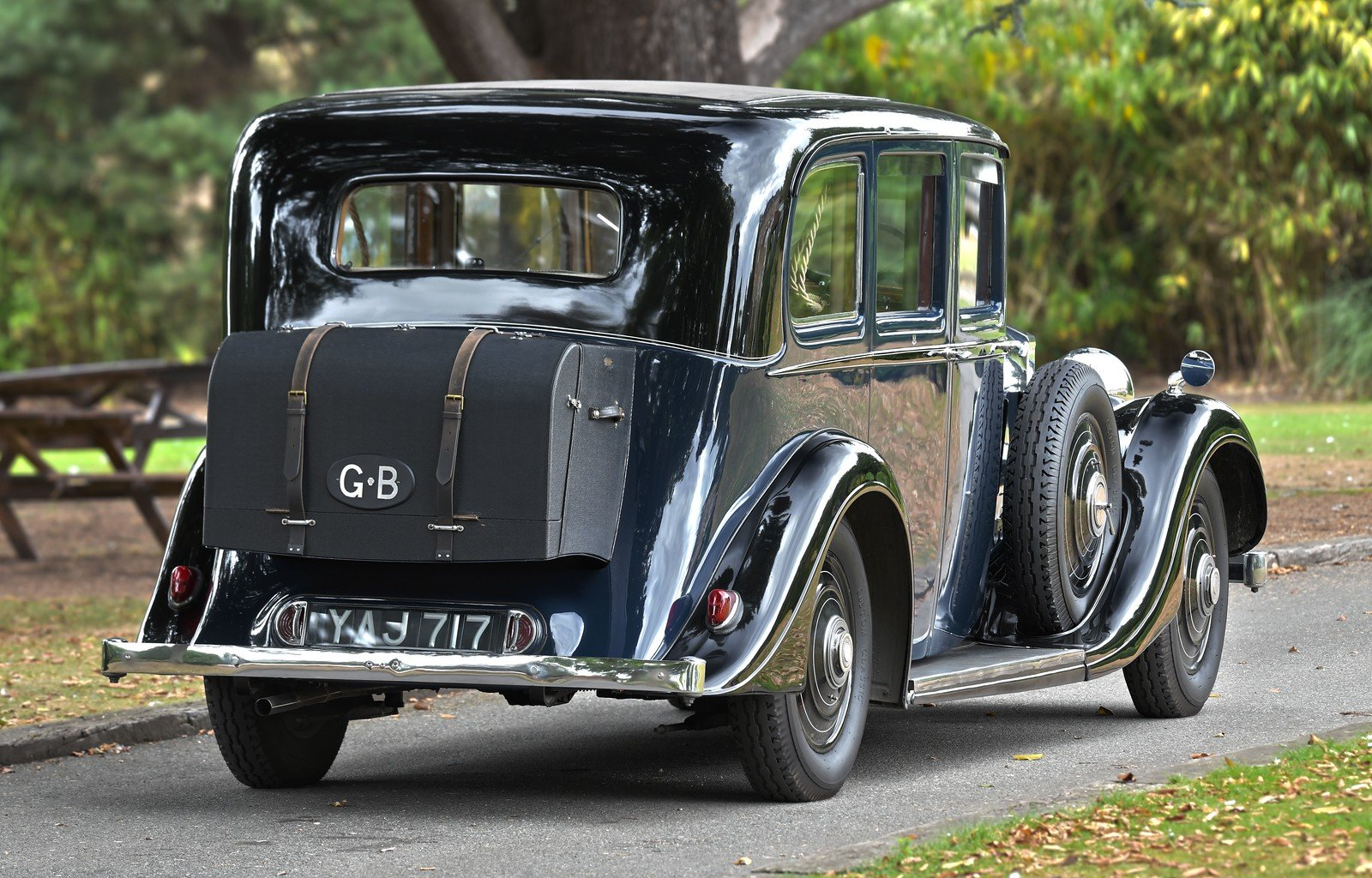 1937 Rolls-royce 25/30 Six Light Limousine Coachwork by Ripp SOLD (picture 3 of 6)