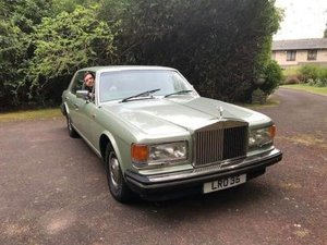 1982 Rolls-Royce Silver Spur For Sale by Auction