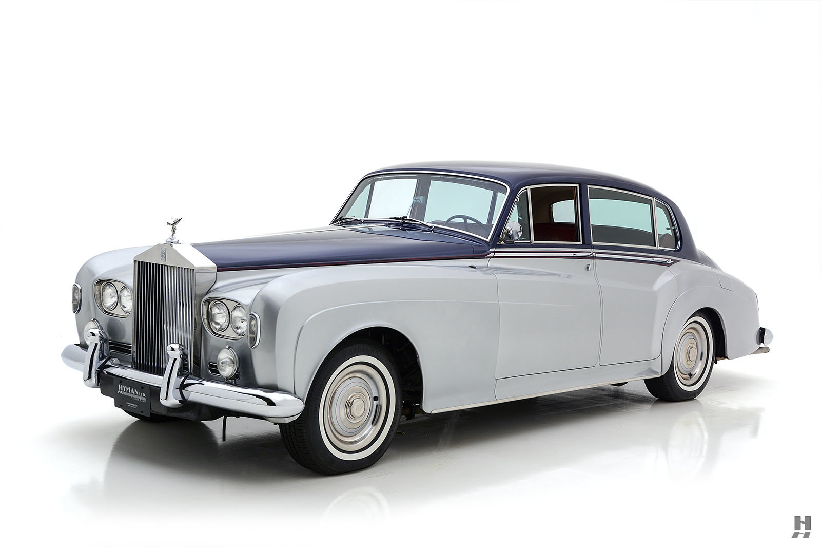 1964 Rolls-Royce Silver Cloud III LWB Saloon For Sale (picture 1 of 6)