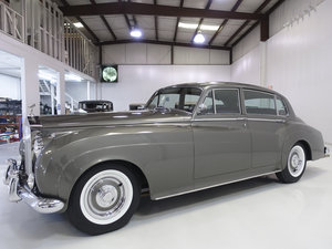 1961 Rolls-Royce Silver Cloud II Long Wheelbase Saloon