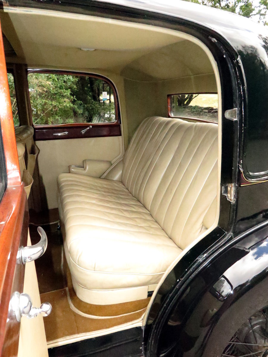 1932  20/25 Hooper Sports Saloon GAU15 For Sale (picture 6 of 6)