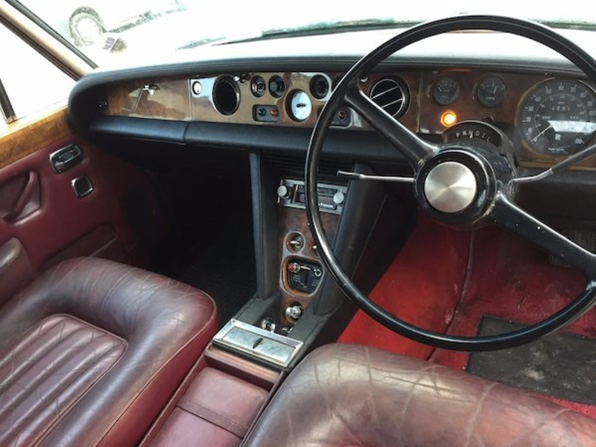 1971 Rolls Royce Silver Shadow For Sale (picture 5 of 6)