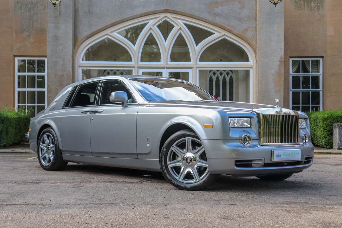 2011 Rolls Royce Phantom Saloon 6.7 V8 For Sale (picture 1 of 6)
