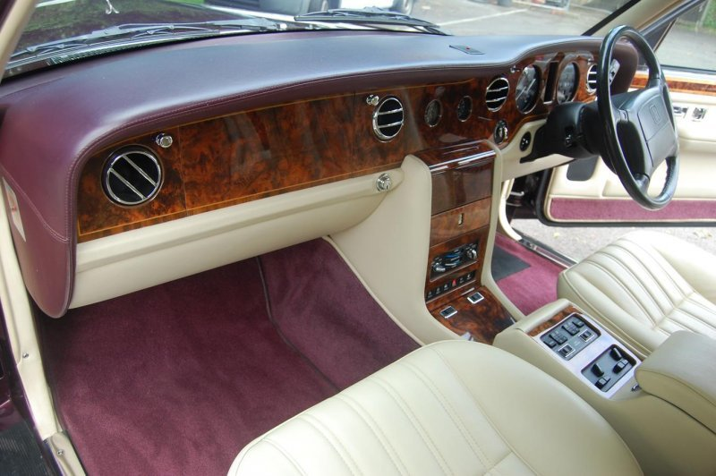 1996 Rolls Royce Silver Dawn SOLD (picture 1 of 5)