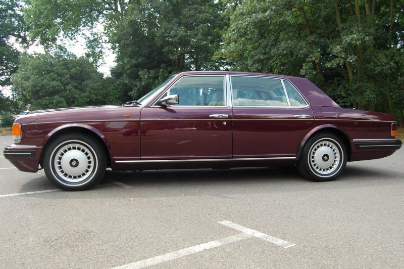 1996 Rolls Royce Silver Dawn SOLD (picture 4 of 5)
