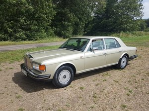 1986 Rolls Royce Silver spirit 4 Door Saloon