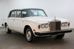 1976 Rolls Royce Silver Shadow Left-Hand Drive