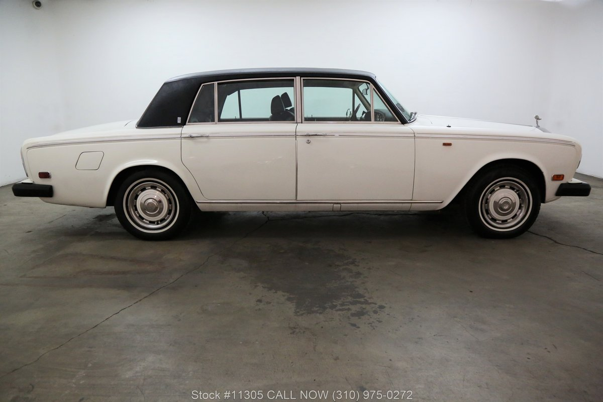 1976 Rolls Royce Silver Shadow Left-Hand Drive For Sale (picture 2 of 6)