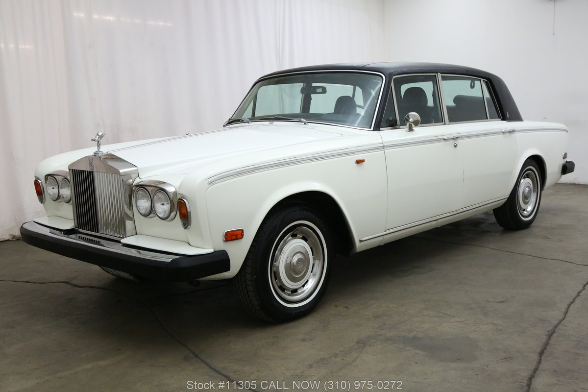 1976 Rolls Royce Silver Shadow Left-Hand Drive For Sale (picture 3 of 6)